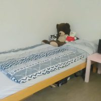 A private room in WG-3, shared kitchen and bathroom. Location: Studentendorf 64A-zim5, Olshausenstr.